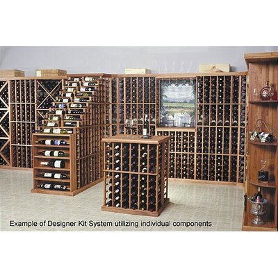 Wine Cellar Innovations Designer Series 282 Bottle Wine Rack