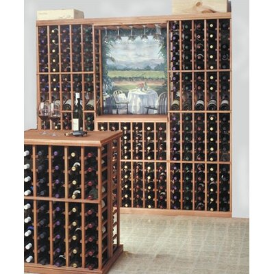 Wine Cellar Innovations Designer Series 244 Bottle Wine Rack