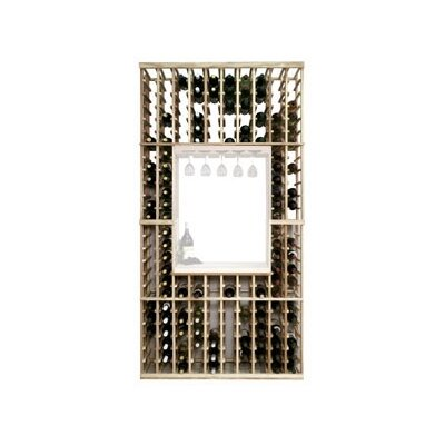 Wine Cellar Innovations Vintner Series 130 Bottle Wine Rack