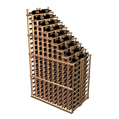 Designer Series 135 Bottle Left Falling Waterfall Wine Rack