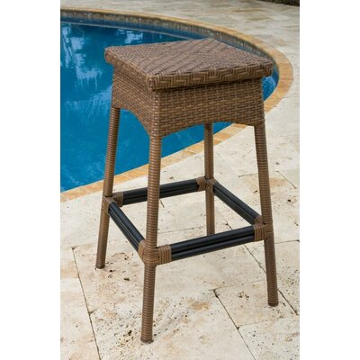 Hospitality Rattan Grenada Short Bar Stool