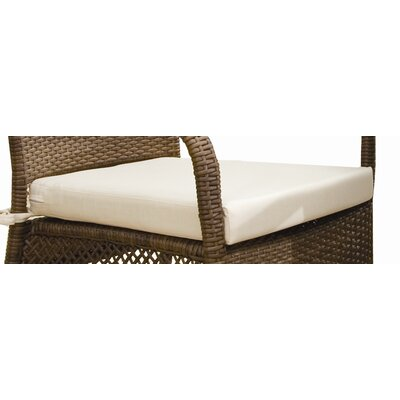 hospitality rattan grenada patio dining arm chair cushion