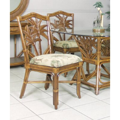 Hospitality Rattan Cancun Palm Dining Table
