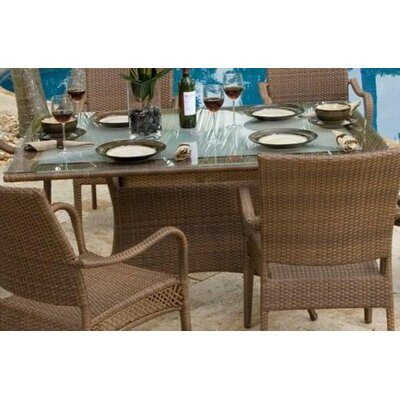 Grenada Patio Rectangular Dining Table