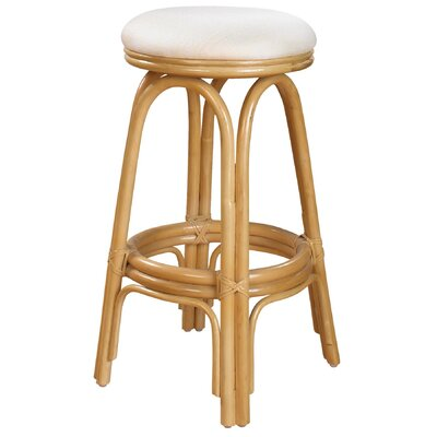 Hospitality Rattan Carmen Barstool with Cushion