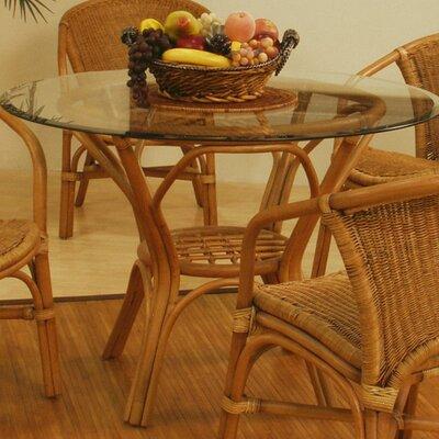 Hospitality Rattan Greece Dining Table