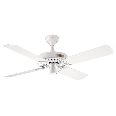 "Hunter Fans 52"" Original 4 Blade Outdoor Ceiling Fan"