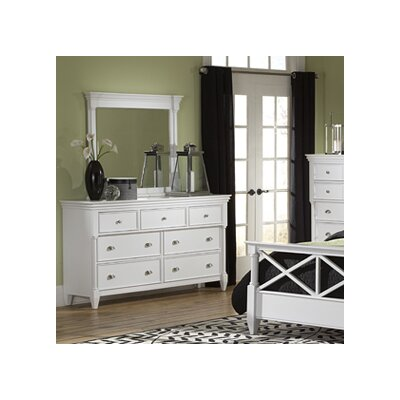 Magnussen Furniture Kasey 7 Drawer Dresser