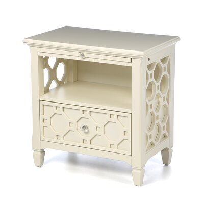 <strong>Magnussen Furniture</strong> Cameron 1 Drawer Nightstand