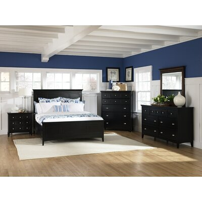Magnussen Furniture South Hampton Panel Bed