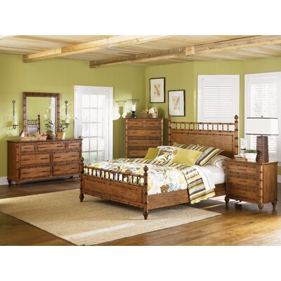 Magnussen Furniture Palm Bay Panel Bed