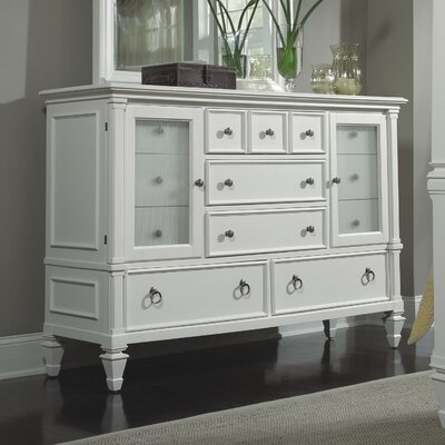 Magnussen Furniture Ashby Collection 12 Drawer Combo Dresser