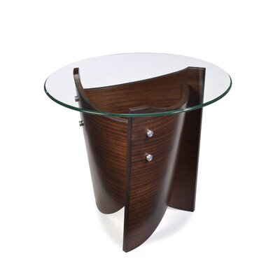 Magnussen Furniture Contour End Table Base