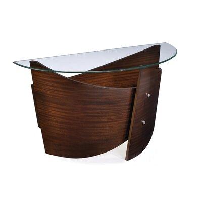 Contour Console Table