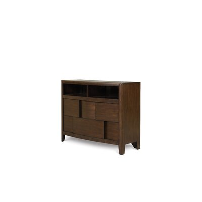 Magnussen Furniture Twilight 4 Drawer Media Chest