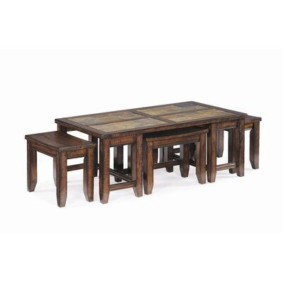Magnussen Furniture Allister Coffee Table Set