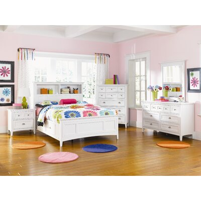 Magnussen Furniture Kenley Panel Bedroom Collection