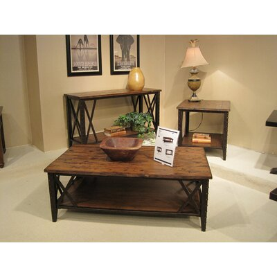 Magnussen Furniture Fleming Rectangular Console Table