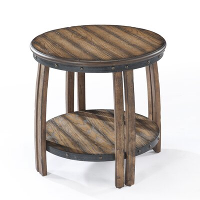 Magnussen Furniture Milner End Table