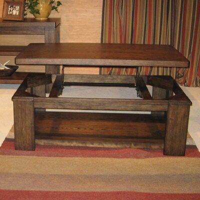 Magnussen Furniture Harbridge Coffee Table with Lift Top