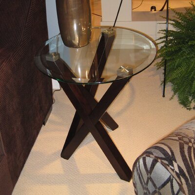 Visio End Table