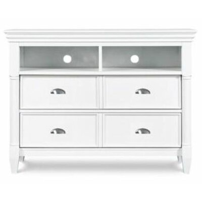 Magnussen Furniture Kasey 4 Drawer Media Dresser