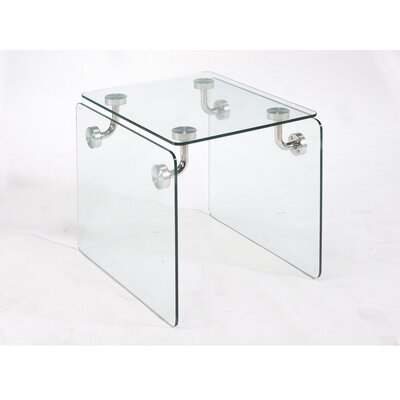 Magnussen Clarion End Table
