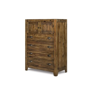 Magnussen Furniture Braxton 4 Drawer Chest
