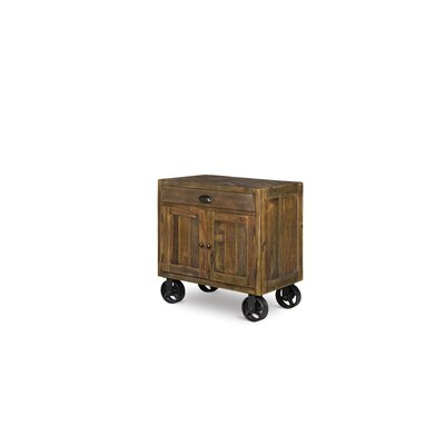 Magnussen River Ridge 1 Drawer Nightstand