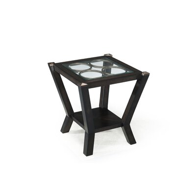 Magnussen Olvera End Table