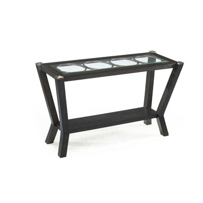 Magnussen Furniture Olvera Console Table