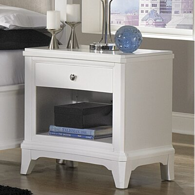 Whitley 1 Drawer Nightstand