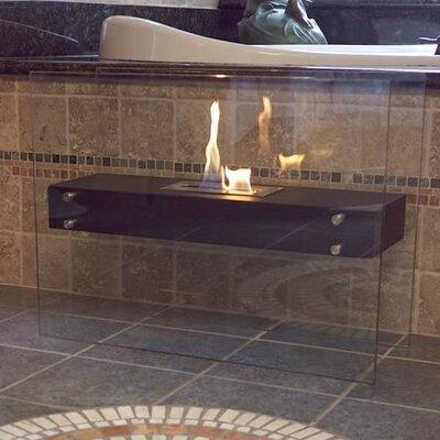 Bluworld La Strada Freestanding Bio Ethanol Fuel Fireplace