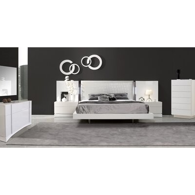 Seville Platform Bedroom Collection
