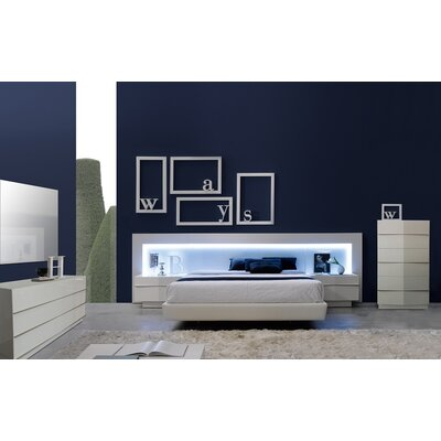 Valencia Platform Bedroom Collection
