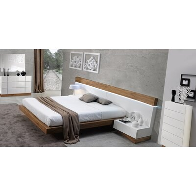 Madrid Platform Bedroom Collection
