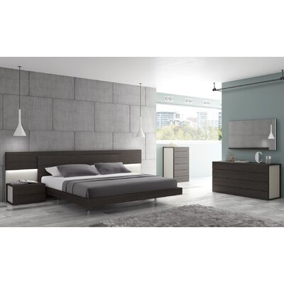 Maia Platform Bedroom Collection