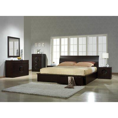 Zen Sleigh Bedroom Collection