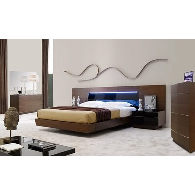 Barcelona Panel Bedroom Collection