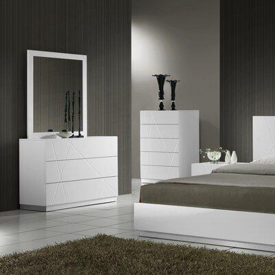 Naples Platform Bedroom Collection