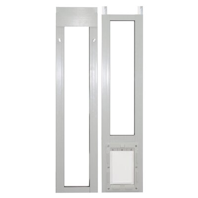 Perfect Pet by Ideal Extra Large Modular Patio Panel Pet Door