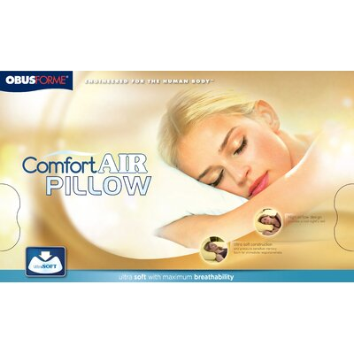 Obusforme Comfort Air Pillow