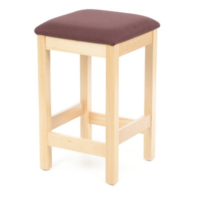 Bulldog Custom Backless Bar Stool (24
