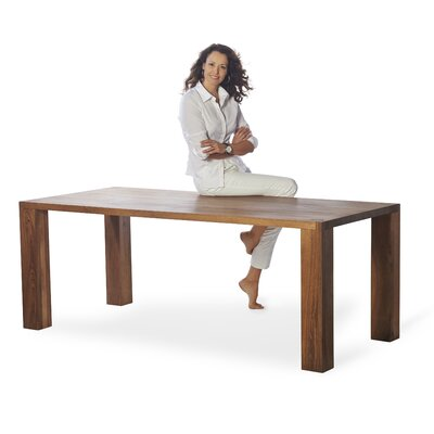 Infinita Corporation Artisan Fadilius Dining Table