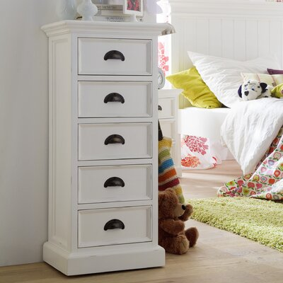Infinita Corporation Halifax 5 Drawer Dresser