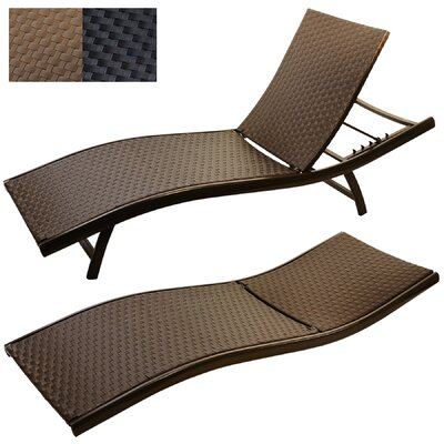 Infinita Corporation Titan Sun Lounger Chaise Lounge