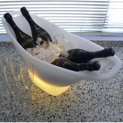 Infinita Corporation Imagilights LED Champagne Ice Bucket