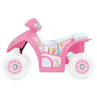 Kid Trax Princess 6V Battery Powered ATV