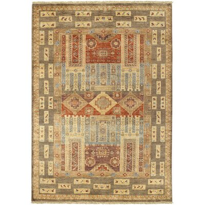 Lahore Persian Panel Multi Rug