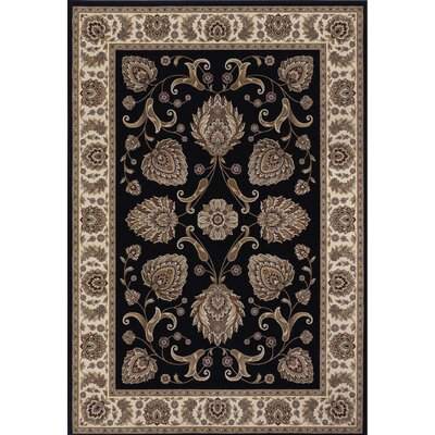 Couristan Everest Leila/Ebony Rug